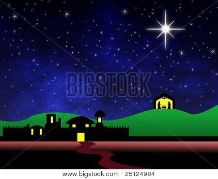 Bethlehem background