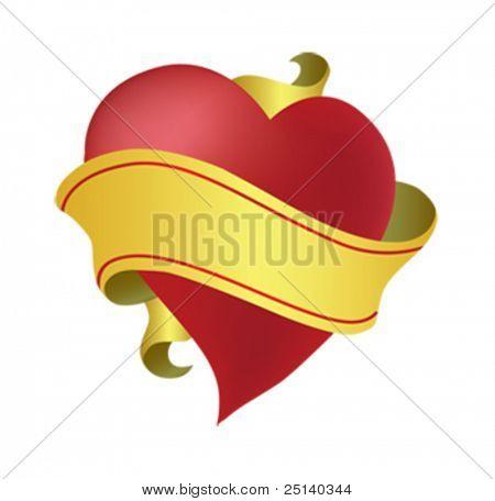 Eye Candy Vector Heart