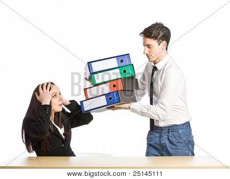 Shock At Work