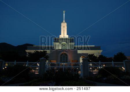 Mount Timpanogos Utah Temple