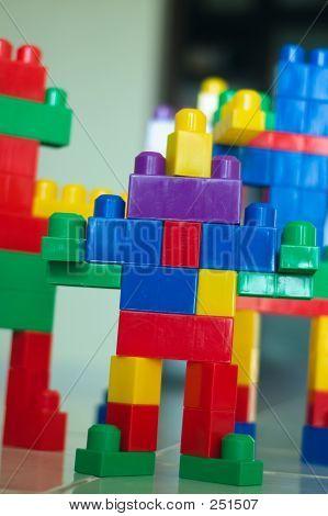 Robot Blocks 01