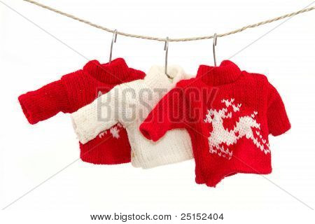 Christmas Pullover 1