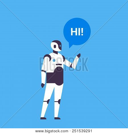 Bot Helper Chatbot Personal Assistant Chat Bubble Communication Robot Character Artificial Intellige