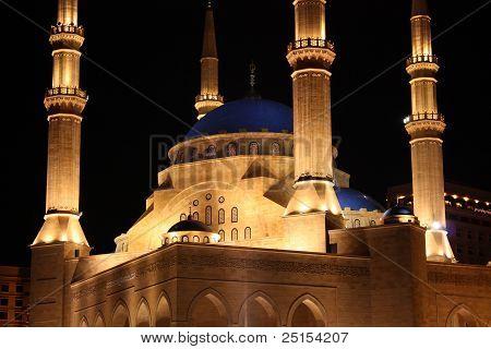 Khatem-Al-Anbiyaa-Moschee