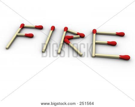 Matches Fire