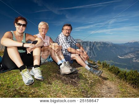 Hiking With My Parents