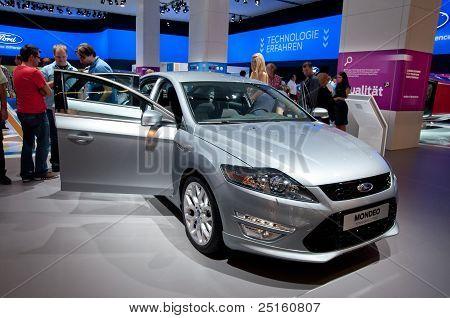 Ford Focus Titanium S 2.2 Tdci
