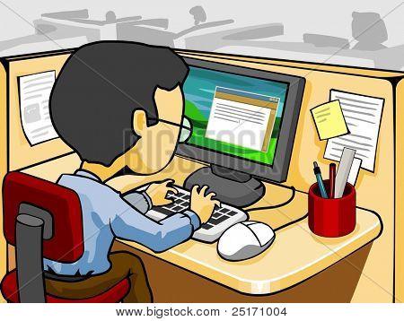 Schreiben am Computer