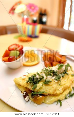 Three Egg Omelette