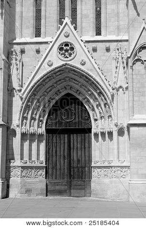 Catedral de Burdeos Francia