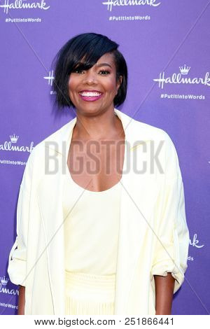 LOS ANGELES - JUL 30:  Gabrielle Union at the Gabrielle Union Hosts the Launch Party for Hallmark's