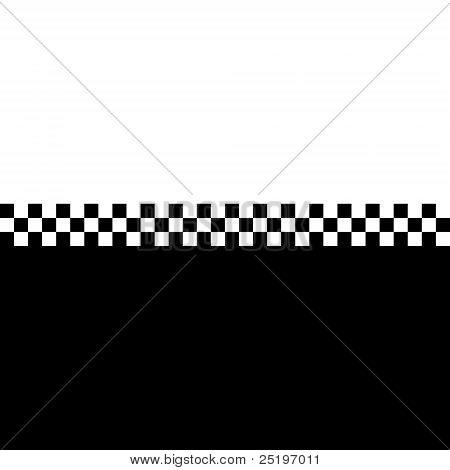 80s Ska Checkerboard