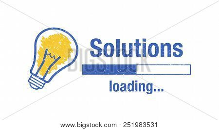 "Text ""solutions Loading"
