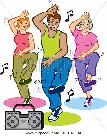 Dance Fitness Program