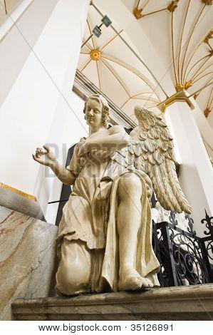 Religious Monuments  In Copenhagen
