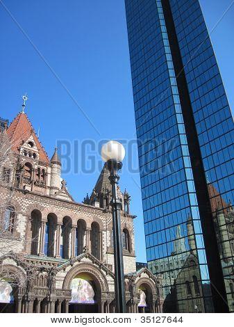 holy reflection boston