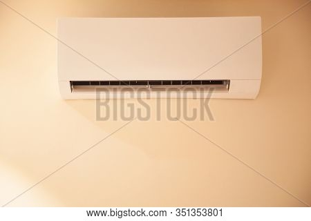 Room Wall Air Conditioner Distribute Conditioned Air To Improve Thermal Comfort And Indoor Air Quali