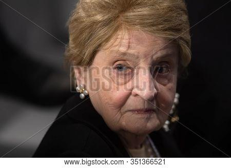 Us Secretary Of State (1997-2001) Madeleine Albright