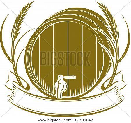 Wheat Barrel