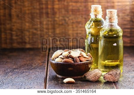 Brazil Nut Products, Organic Oil And Nuts, Vegan Product Straight From The Amazon And Bolivia. In Po