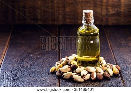 Brazil Nut Oil, Brazilian Nuts For Export. Known As Castanah Do Pará, It Is One Of The Most Consumed