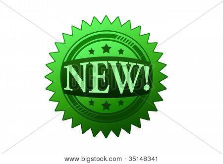 Green label New