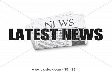 Latest news title