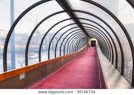 Tubular Skywalk