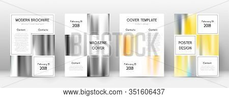 Flyer Layout. Business Uncommon Template For Brochure, Annual Report, Magazine, Poster, Corporate Pr