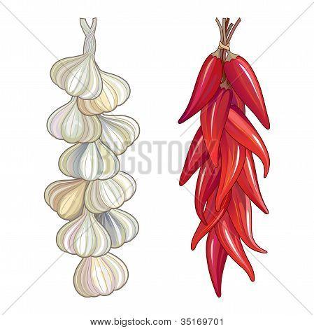 Garlic & Chili