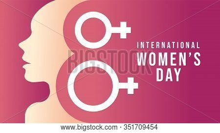 Happy International Women's Day. Woman. Womens Day. Womens Day background. Womens Day poster. Women's Day illustration. Womans Day banners. Women's Month Vectors. Woman Day Vector Illustration. International Women's Day 8 March template.