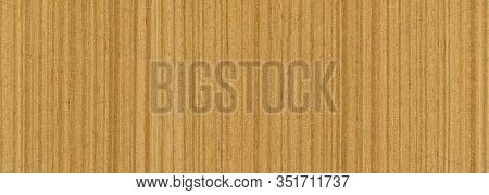 Wood Grain Texture. Teak Wood, Can Be Used As Background, Pattern Background