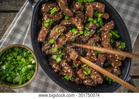 Korean Bbq Beef Beef Bulgogi