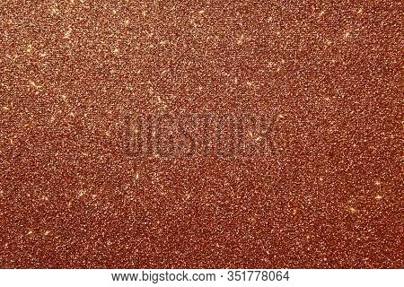 The Picture Shows A Background With Red Glittery Paper