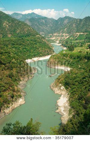 Riverhead of Ganges