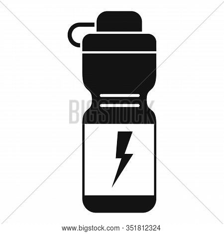 Boost Energy Drink Icon. Simple Illustration Of Boost Energy Drink Vector Icon For Web Design Isolat