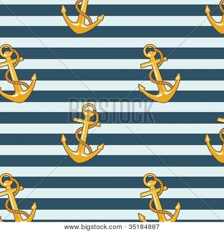 Sea Anchor Pattern