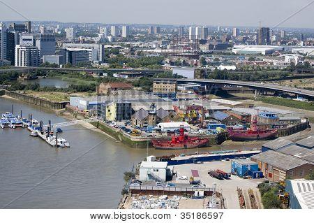 Trinity Buoy Wharf, Newham, London