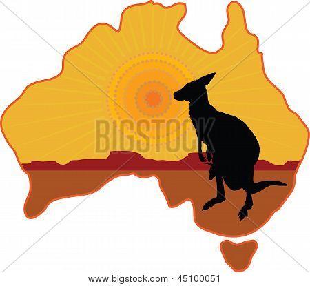 Australia Kangaroo