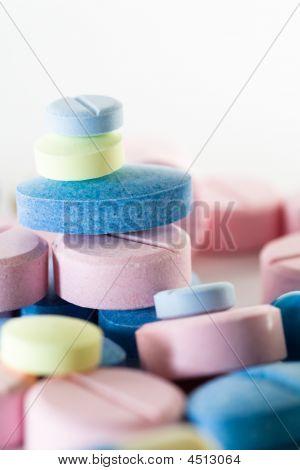Pills medicine