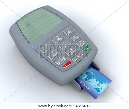 Credit Card Approved