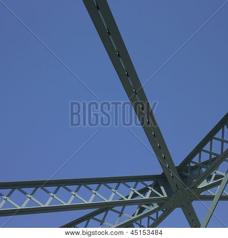Structure Of A Bridge