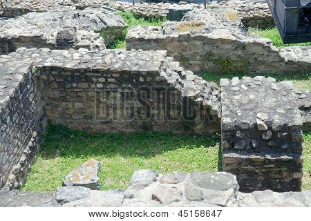 Ruins Of The Ancient Theater, Lyon, France