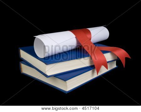 Dilploma And Books