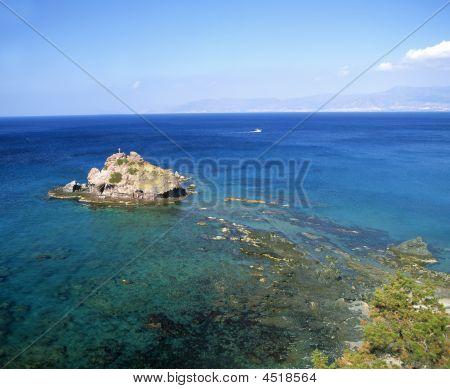 Near Aphrodite's Rock