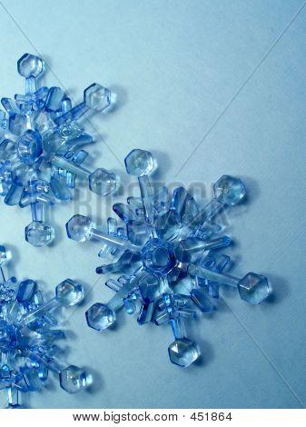 Christmas Decoration. Snowflakes