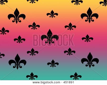 Fluer DE Lis Background