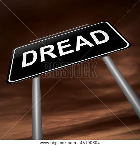 Dread Concept.