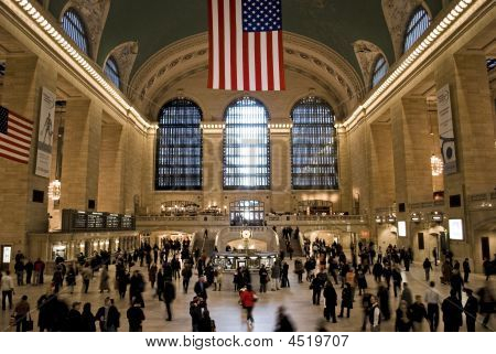 Famous Grand Central