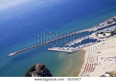 Lazio Coast Line